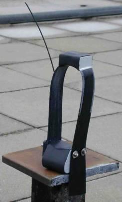 GPS collar development around 2000